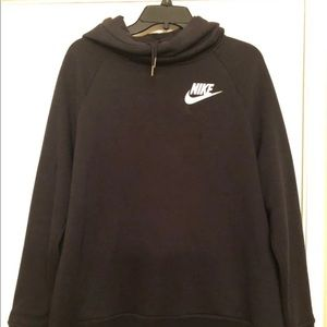 Nike cowl neck